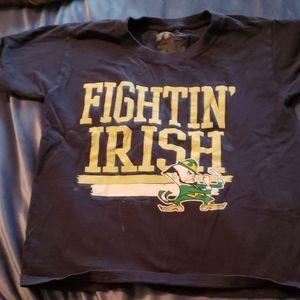 Notre Dame tshirt